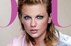 Taylor Swift debuta en Vogue