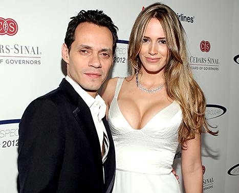 Marc Anthony comprometido con Shannon De Lima