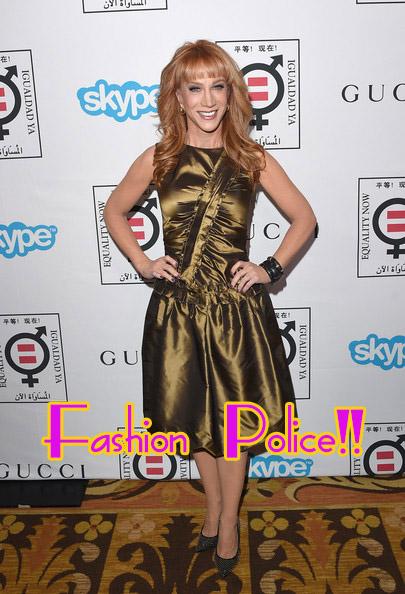 Kathy Griffin reemplaza a Joan Rivers en Fashion Police!!