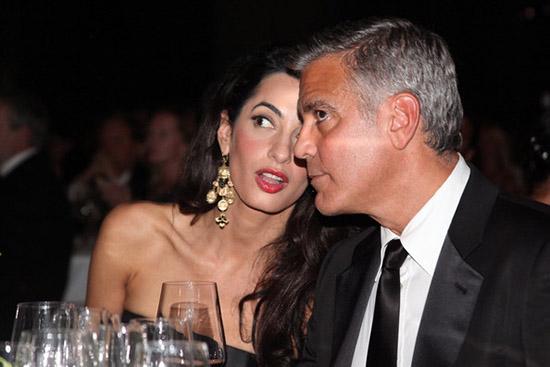 George Clooney y Amal quieren adoptar un niño?