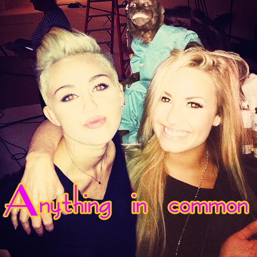 Demi Lovato y Miley Cyrus ya no son amigas