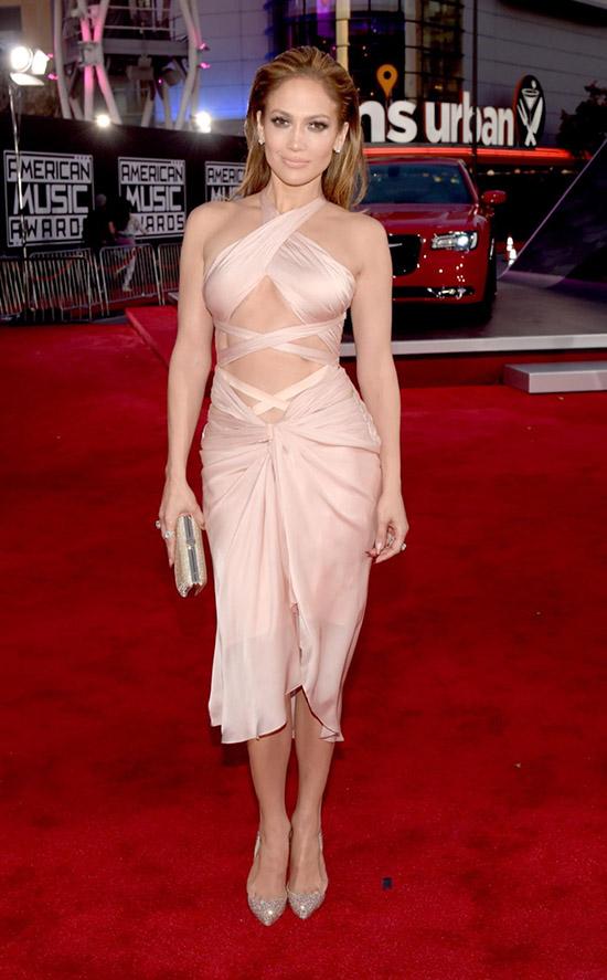 Red Carpet: American Music Awards 2014