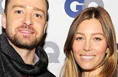Jessica Biel embarazada, Espera su primer hijo con Timberlake