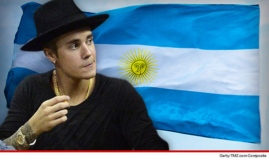 Justin Bieber vuelve a la Argentina por ataque al fotógrafo?