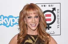 Kathy Griffin confirma oferta para animar Fashion Police
