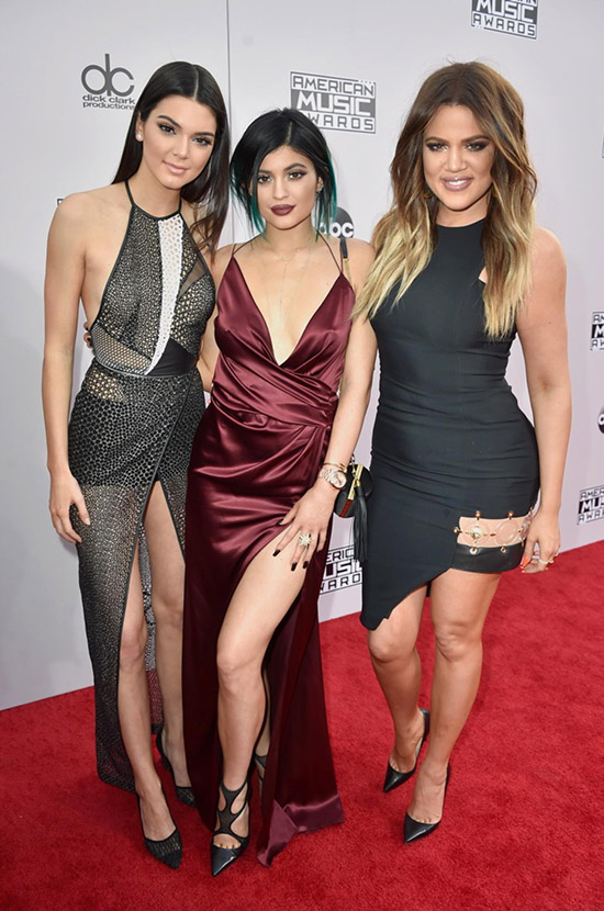 Red Carpet: American Music Awards 2014
