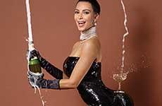 Kim Kardashian Copa Trasero en Paper Magazine – WHAT?