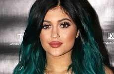 Kylie Jenner insiste no se ha inyectado los labios – Boca de Pato