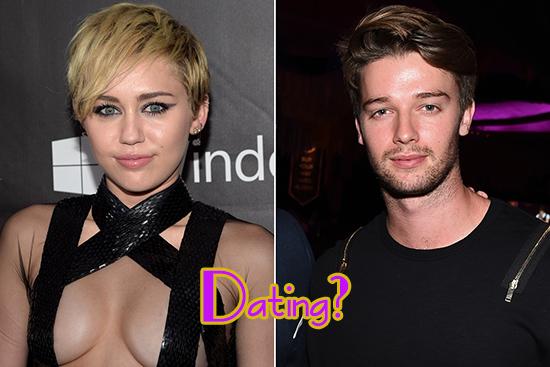 Miley Cyrus y Patrick Schwarzenegger saliendo??