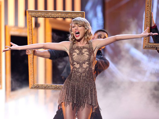 Ganadores American Music Awards 2014