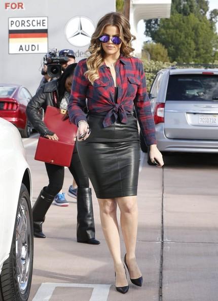 Khloe Kardashian se mata de hambre!