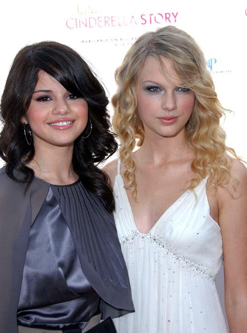 Selena Gomez lloró por Justin en el cumple de Taylor