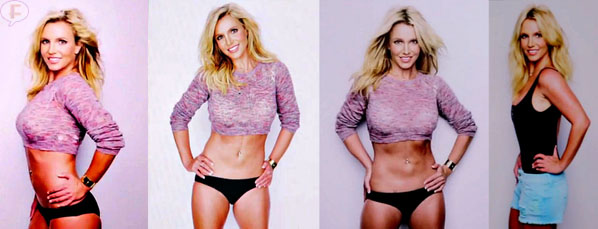 Britney Spears INCREIBLE en Women's Health Magazine
