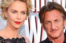 Charlize Theron y Sean Penn hablan de matrimonio