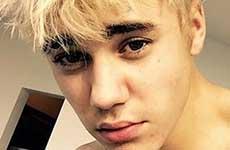 Justin Bieber rubio por Selena Gomez? HOT o MEH?