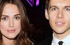 Keira Knightley espera su primer hijo