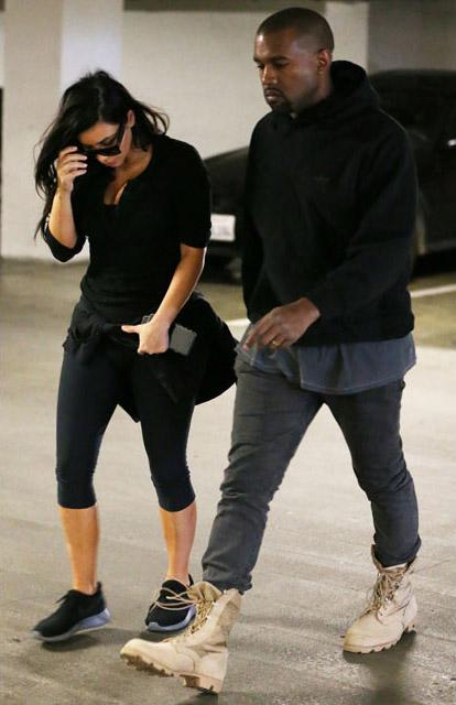 Kim Kardashian molesta porque no queda embarazada again!