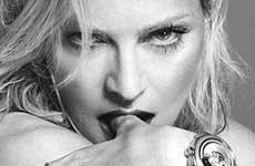 Madonna para Versace – reemplaza a Lady Gaga