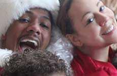 Mariah Carey y Nick Cannon no celebraron navidad juntos?