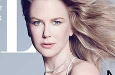 Nicole Kidman espontánea se casa luego conoce – [Elle]