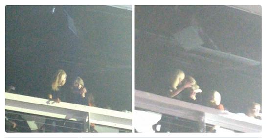 Taylor Swift besando a Karlie Kloss?? REALLY?
