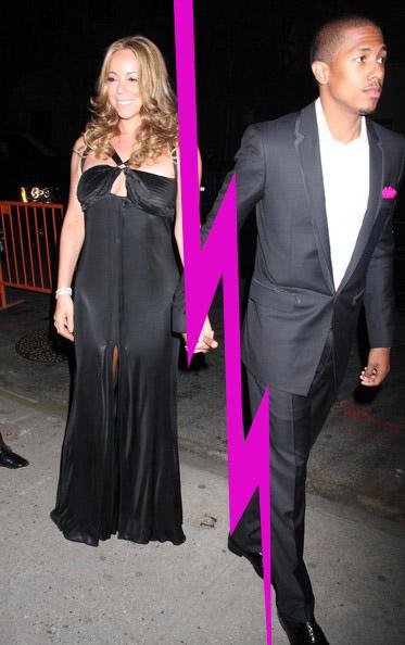 Nick Cannon pide el Divorcio a Mariah Carey