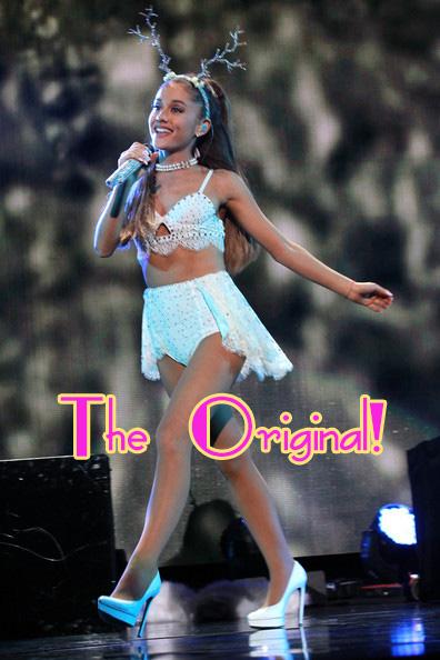 Ariana Grande es original - Odia las comparaciones