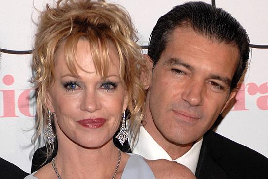 Antonio Banderas: siempre amaré a Melanie Griffith