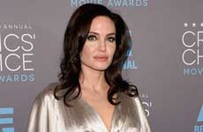 Angelina Jolie en los Critics' Choice Movie Awards