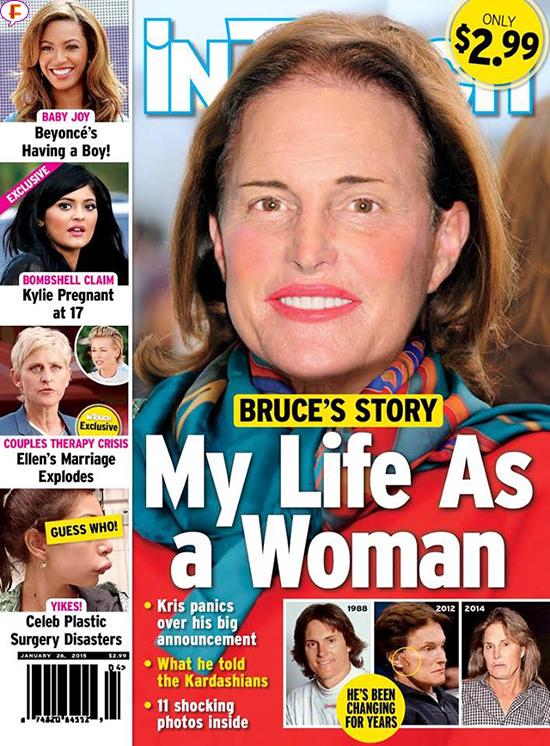 Bruce Jenner: Mi vida como mujer [InTouch]