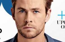 Chris Hemsworth habla de Hollywood en GQ Australia
