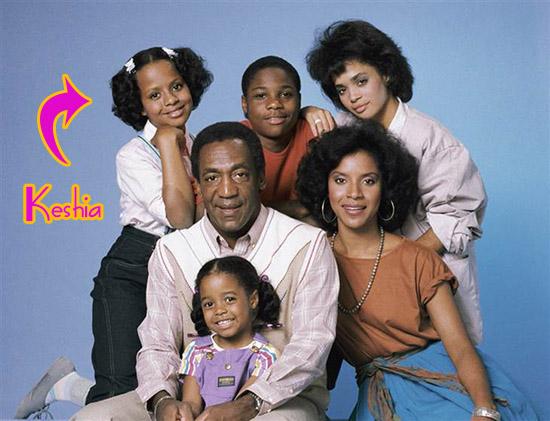 Keshia Knight Pulliam fuera de 'The Apprentice' por Cosby