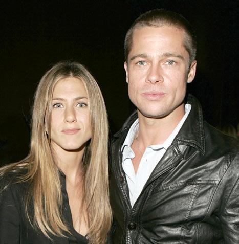 Jennifer Aniston y el divorcio de Brad Pitt - No es doloroso