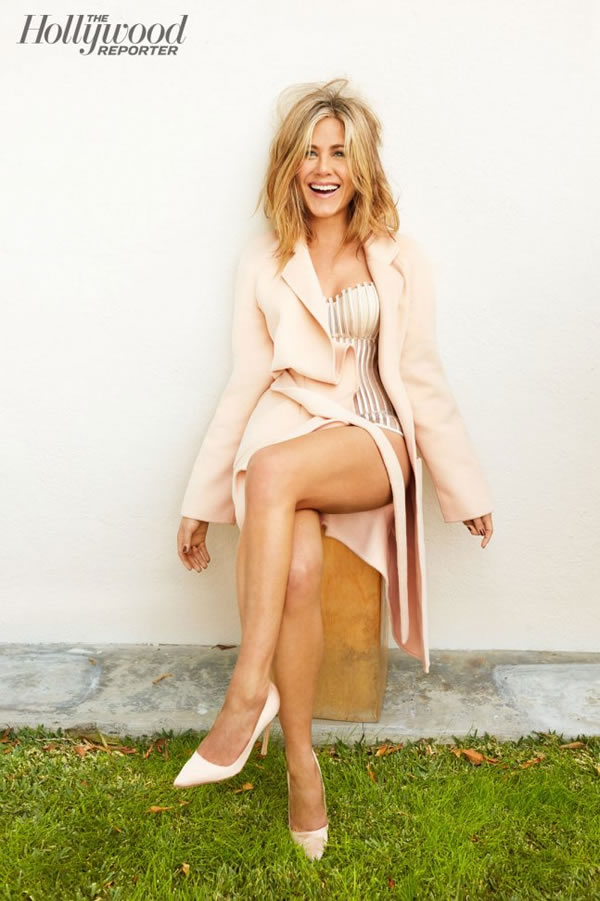 Jennifer Aniston: dislexia, Oscars y Brad Pitt (Yeap, again!)