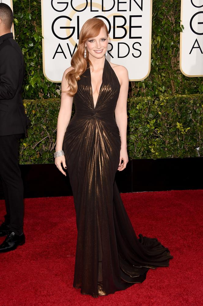 Las Mejor Vestidas de los Golden Globes 2015