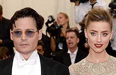 Johnny Depp y Amber se casan en su isla privada?