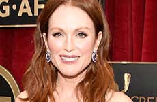 Julianne Moore STUNNING! en los SAG Awards 2015