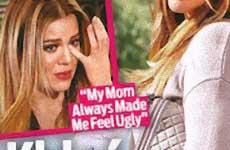 Khloe Kardashian implante de trasero se cae!