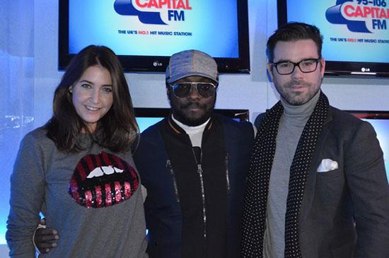 Will.I.Am confirma nueva música de Black Eyed Peas!