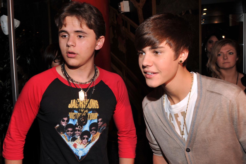 Prince Jackson anda con Justin Bieber - Bad Influence?