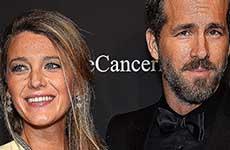 Blake Lively y Ryan Reynolds ya son padres!! Update!!
