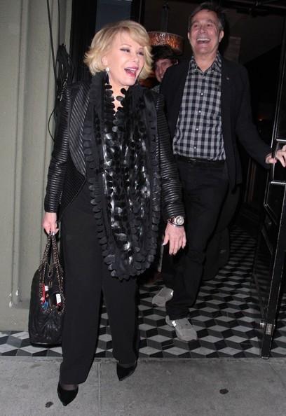 Joan Rivers en el Tributo In Memoriam de los Oscars - NOPE!