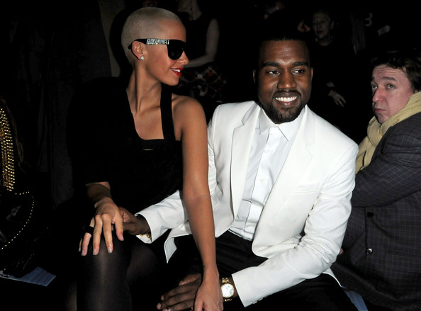 Kanye West insulta a su ex Amber Rose