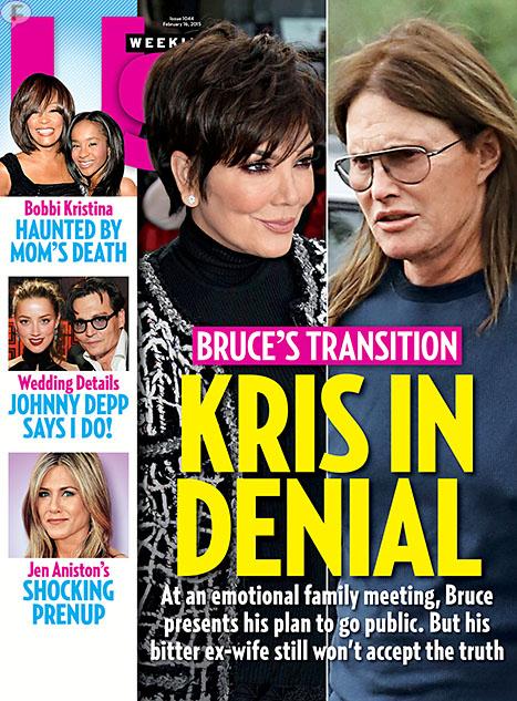 Kris: pregunta sobre Bruce Jenner y su transición es tonta!