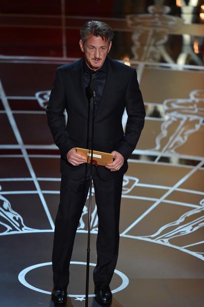 Chiste de Sean Penn sobre la green card de Gonzalez Iñárritu