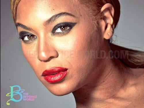 Se filtran fotos sin retoque de Beyoncé! OMG!!