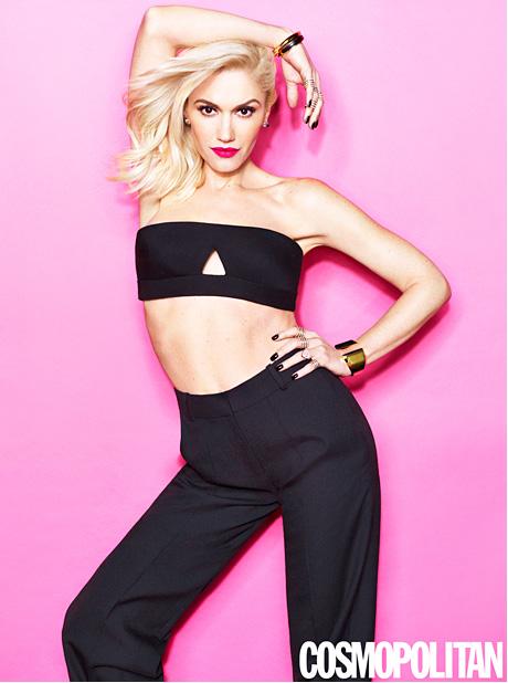 Gwen Stefani en Cosmopolitan