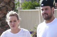 Hilary Duff pide el divorcio a Mike Comrie