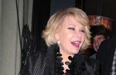 Joan Rivers en el Tributo In Memoriam de los Oscars – NOPE!