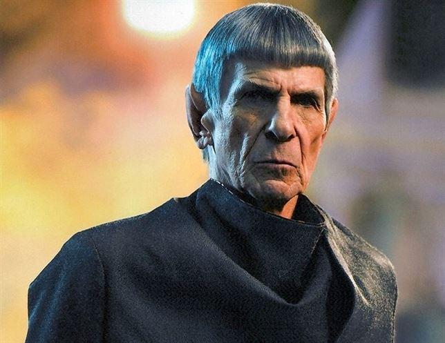 Bye Mr. Spock! Falleció Leonard Nimoy